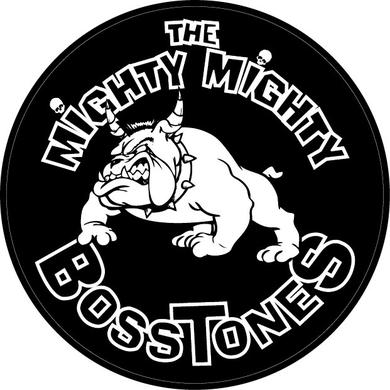 Mighty Mighty Bosstones Classic Bulldog 4in Sticker