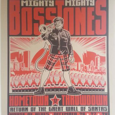 Mighty Mighty Bosstones HTTD #17 DEC26-28 2014 LITHO - 20