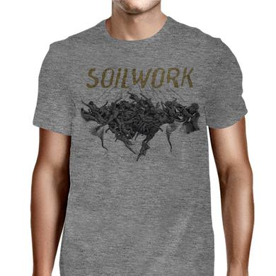 Soilwork The Ride Majestic Charcoal T-Shirt