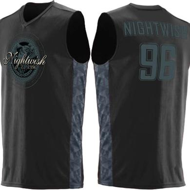 Nightwish Owl Logo 96 Basketball Jersey