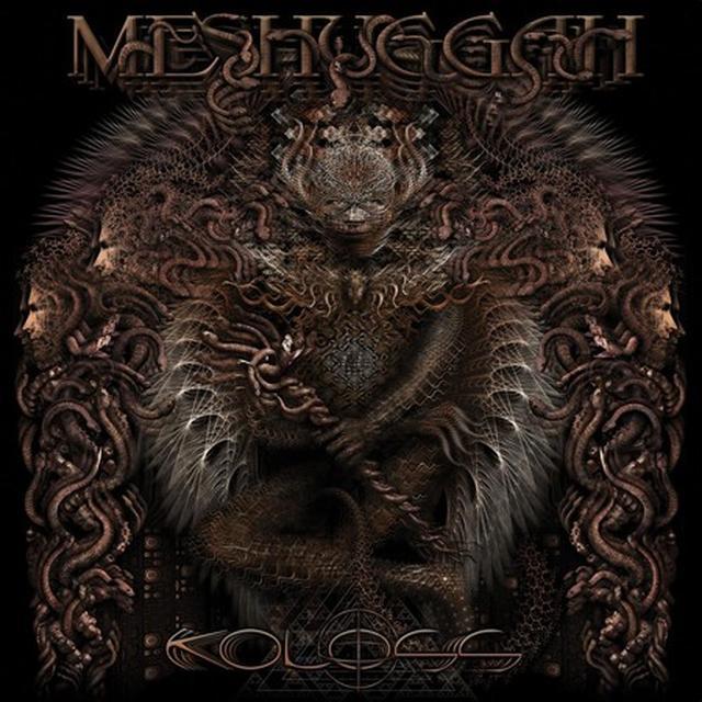 MESHUGGAH Koloss CD/DVD Combo
