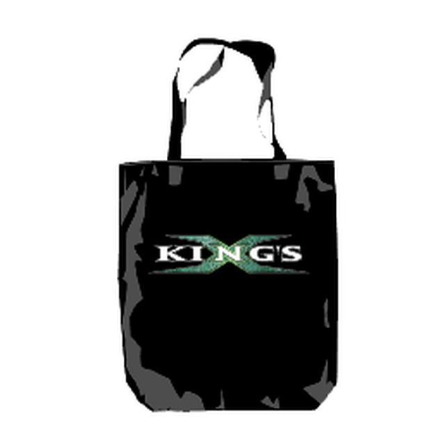 King's X Logo Tote Bag