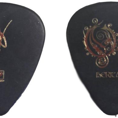 Opeth Heritage VIP Black Guitar Pick
