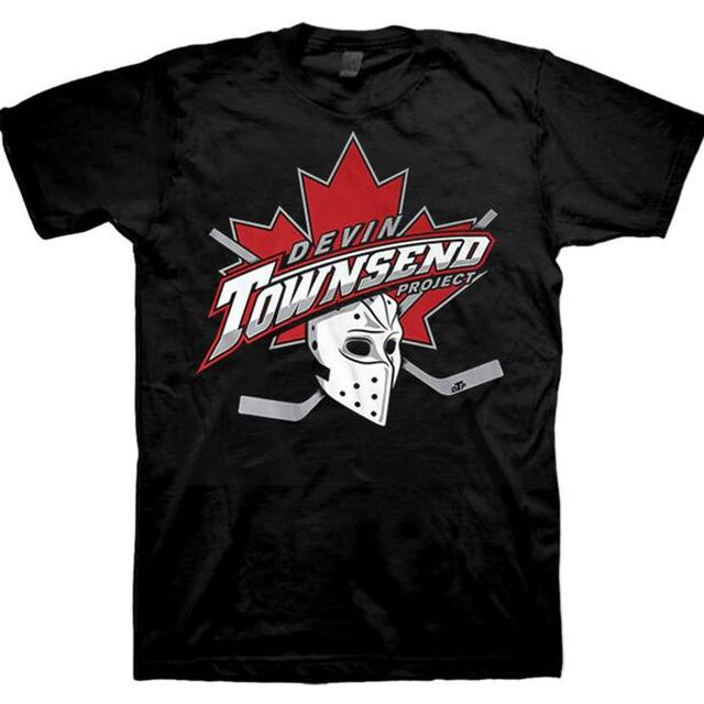 Devin Townsend Project Hockey Mask T-Shirt