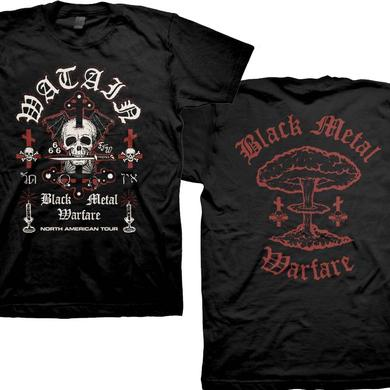 Watain Nuclear Death T-Shirt