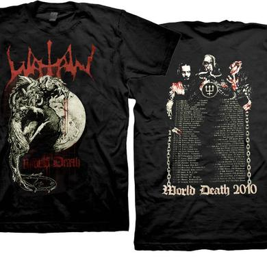 Watain World Death T-Shirt