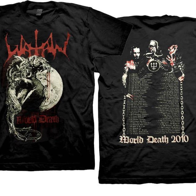 Watain World Death T-Shirt