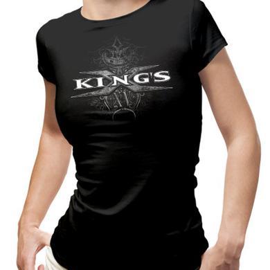 Kings X First Church Logo Ladies Tee