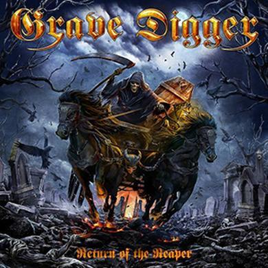 Grave Digger Return of the Reaper CD