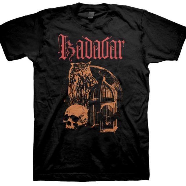 Kadavar Owl & Cage T-Shirt