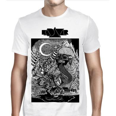 Kadavar Black Snake T-Shirt