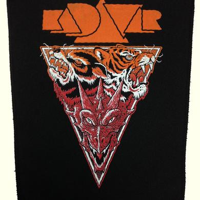 Kadavar Animals Back Patch