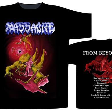 Massacre From Beyond Album Cover T-shirt