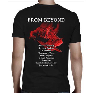 Massacre From Beyond Album Cover T-shirt