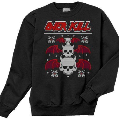 Overkill HO! HO! Christmas Sweater