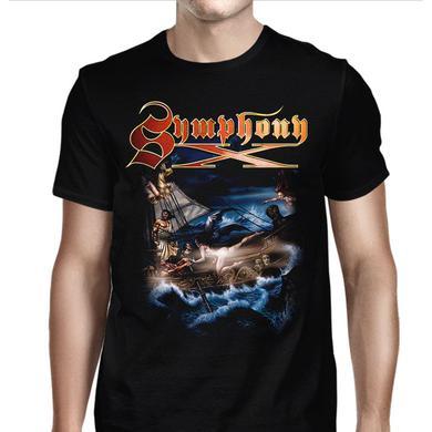 Symphony X Odyssey Album Cover T-Shirt