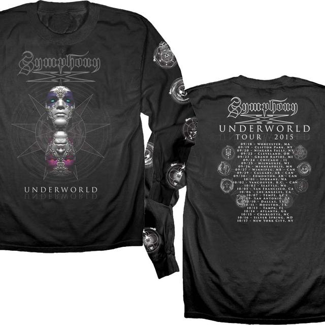 Symphony X Underworld Long Sleeve Shirt