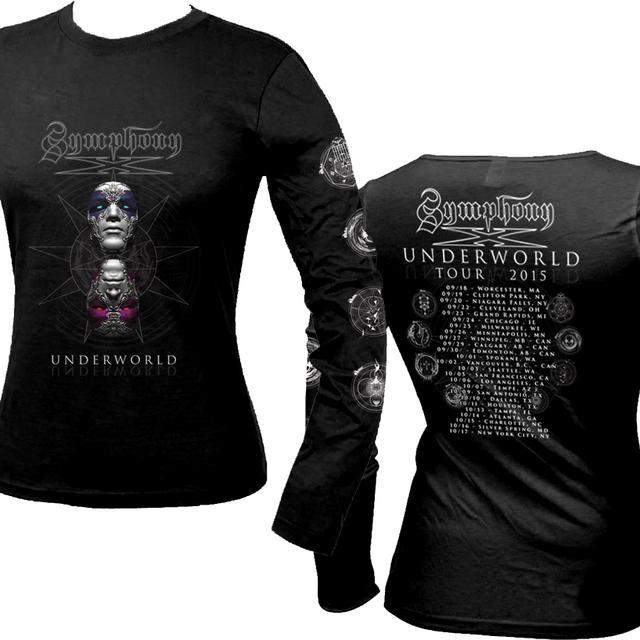 Symphony X Underworld Ladies Longsleeve Shirt