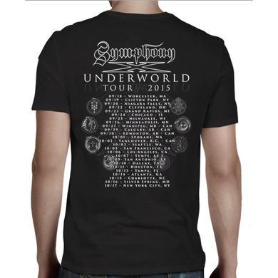 Symphony X Monster Date T-Shirt