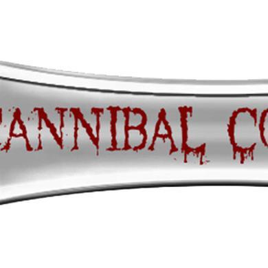 Cannibal Corpse Logo Silver Bottle Opener