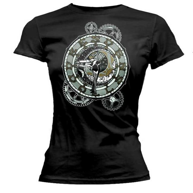 Dresden Dolls Clockwork Ladies T-Shirt