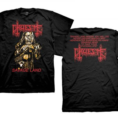 Gruesome Savage Land T-Shirt