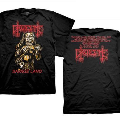 Gruesome Savage Land T-Shirt