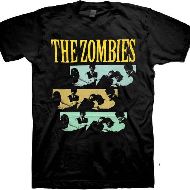 The Zombies Shenanigans T-shirt