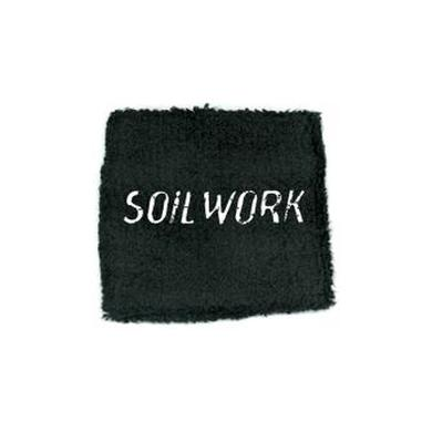 Soilwork Embroidered  Logo Wristbands