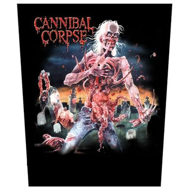Cannibal Corpse Back Patch