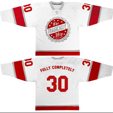 The Tragically Hip Fully Completely 2015 Hockey Jersey