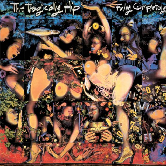 The Tragically Hip Fully Completely Reissue Vinyl