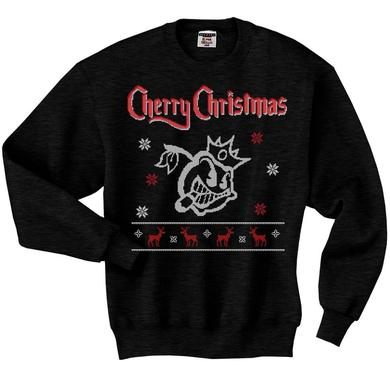 Black Stone Cherry Cherry Xmas Sweater