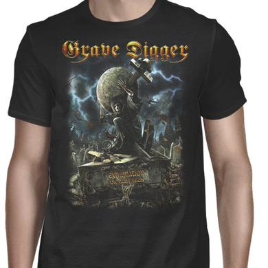Grave Digger Exhumation Clan T-Shirt