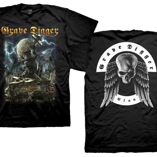 Grave Digger Exhumation Clan T-Shirt