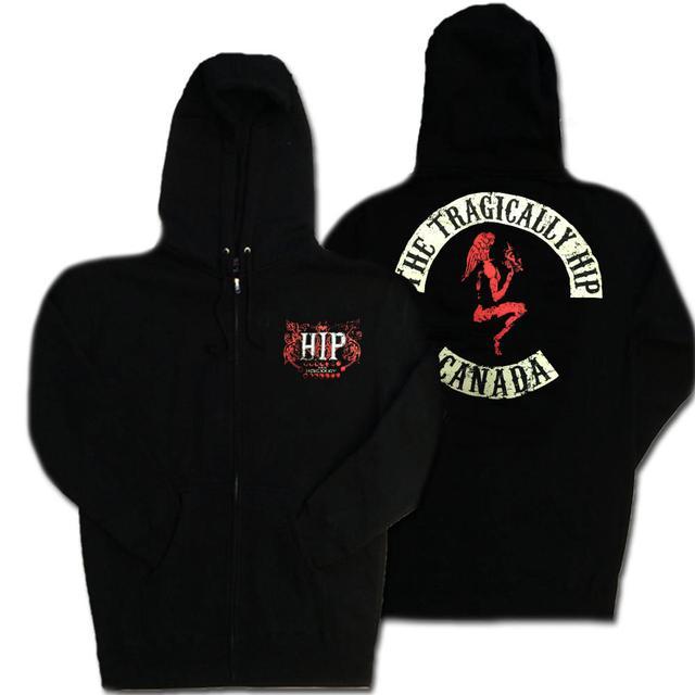 The Tragically Hip Zip Hoodie
