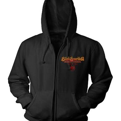 Blind Guardian Beyond the Red Mirror 2015 Tour Dates Zip Hoodie