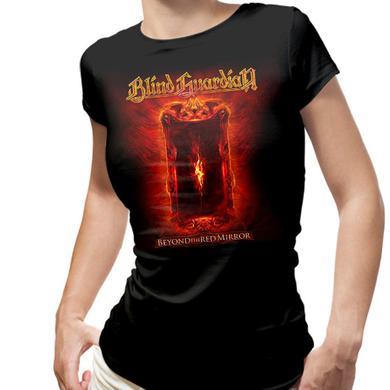 Blind Guardian Beyond the Red Mirror 2015 Tour Dates Ladies tee
