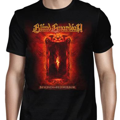 Blind Guardian Beyond the Red Mirror 2015 Tour Dates T-Shirt