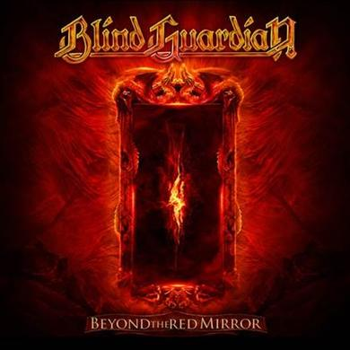 Blind Guardian Beyond The Red Mirror CD Booklet