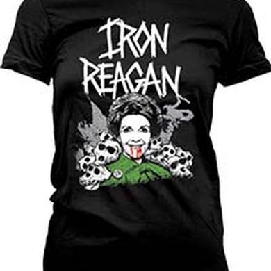 Iron Reagan Nancy Reagan Ladies Tee