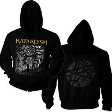 Kataklysm Waiting For the World to End Zip Hoodie