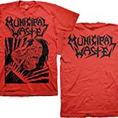 Municipal Waste Skelbot T-Shirts