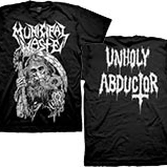 Municipal Waste Unholy Abductor T-Shirts