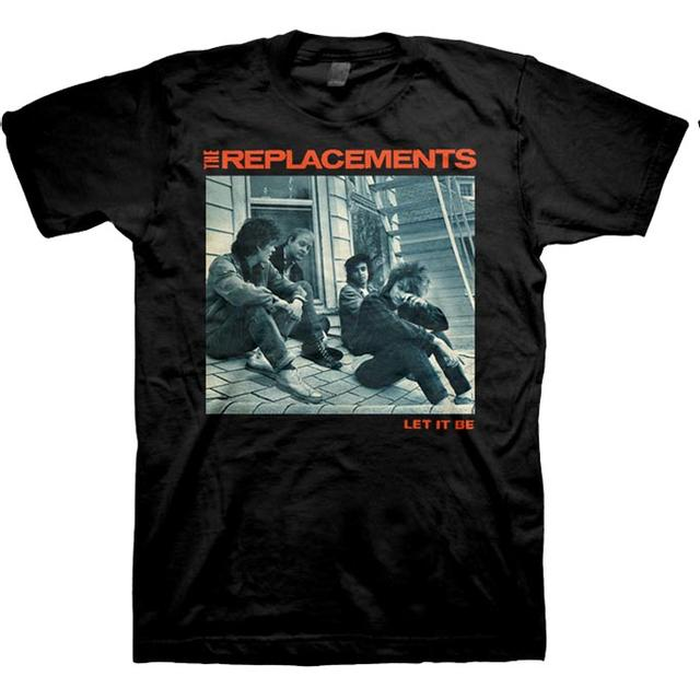 The Replacements Let It Be T-shirt