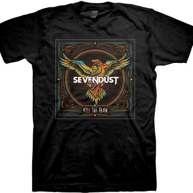Sevendust Kill The Flaw Album Cover T-Shirt