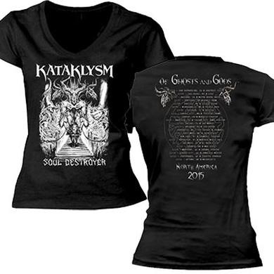 Kataklysm Soul Destroyer Ladies Tee