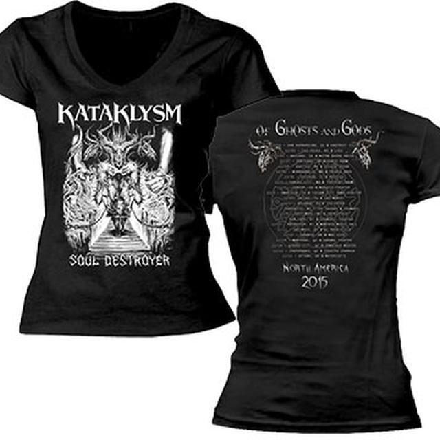 Kataklysm Soul Destroyer Ladies Tee