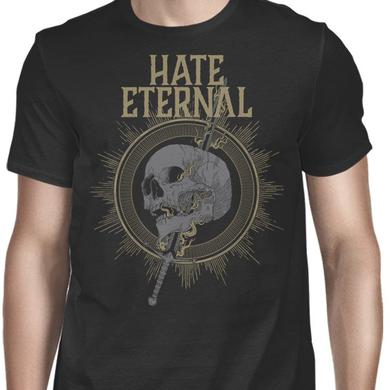 Hate Eternal Sword & Shield T-Shirt