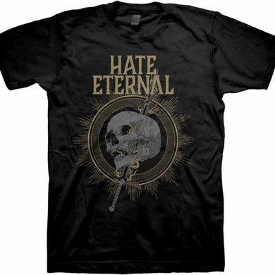 Hate Eternal Sword & Shield T-Shirt